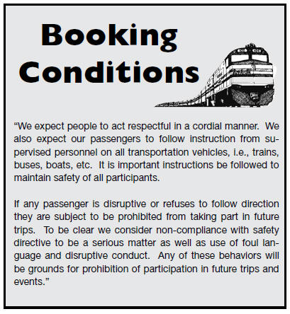 Booking Conditions